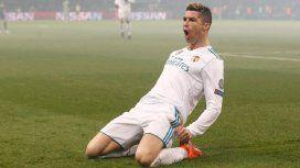 Cristiano Ronaldo  - Crédito:@realmadrid