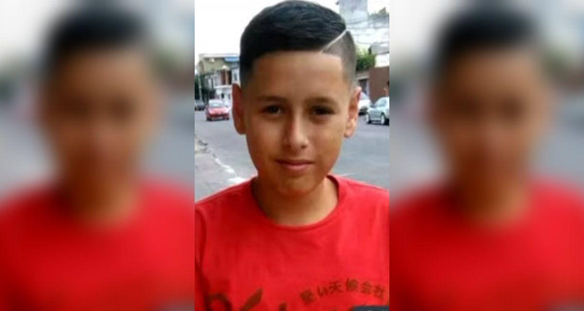 Tomás tiene 13 años y el 2 de marzo se fue de su casa en San Martín