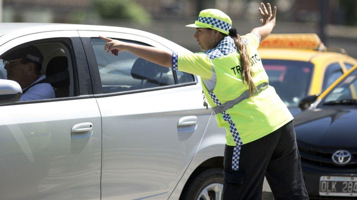 Las multas por contravenciones aumentan en la Ciudad a partir de noviembre