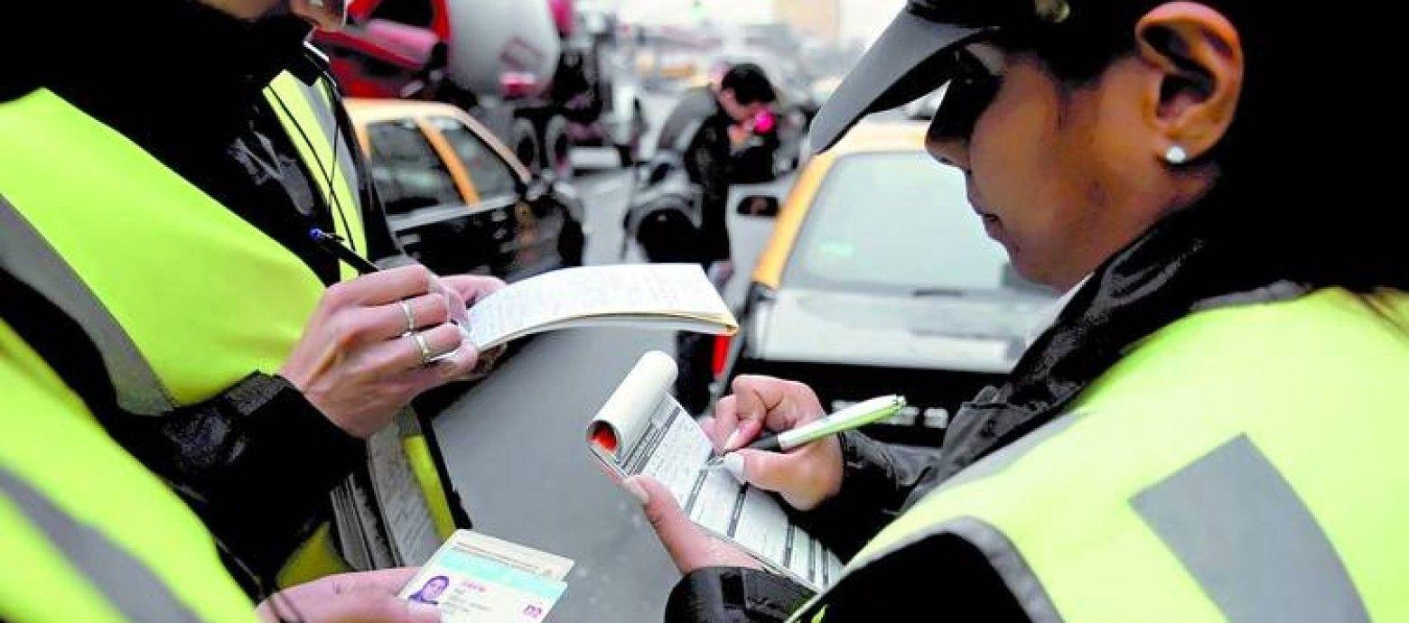 Suben las multas en la Ciudad: el exceso de velocidad puede costar más de $50 mil