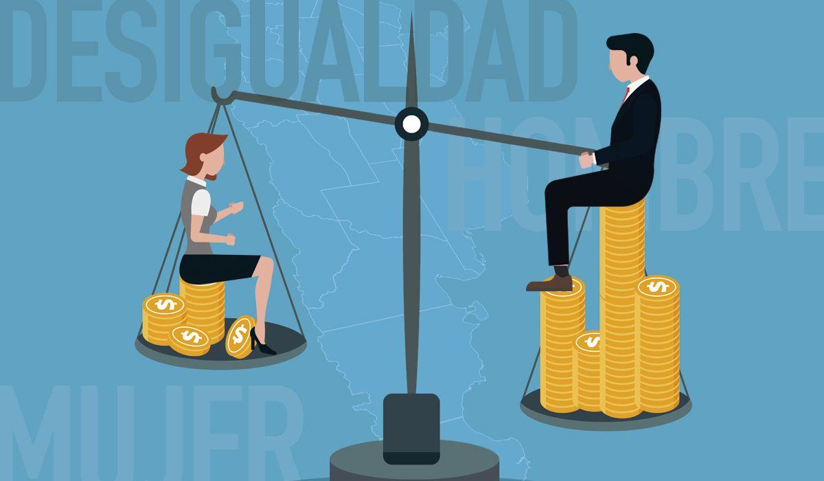 ¿Igualdad de género? En Argentina, las mujeres ganan un 30% menos que los hombres en posiciones similares