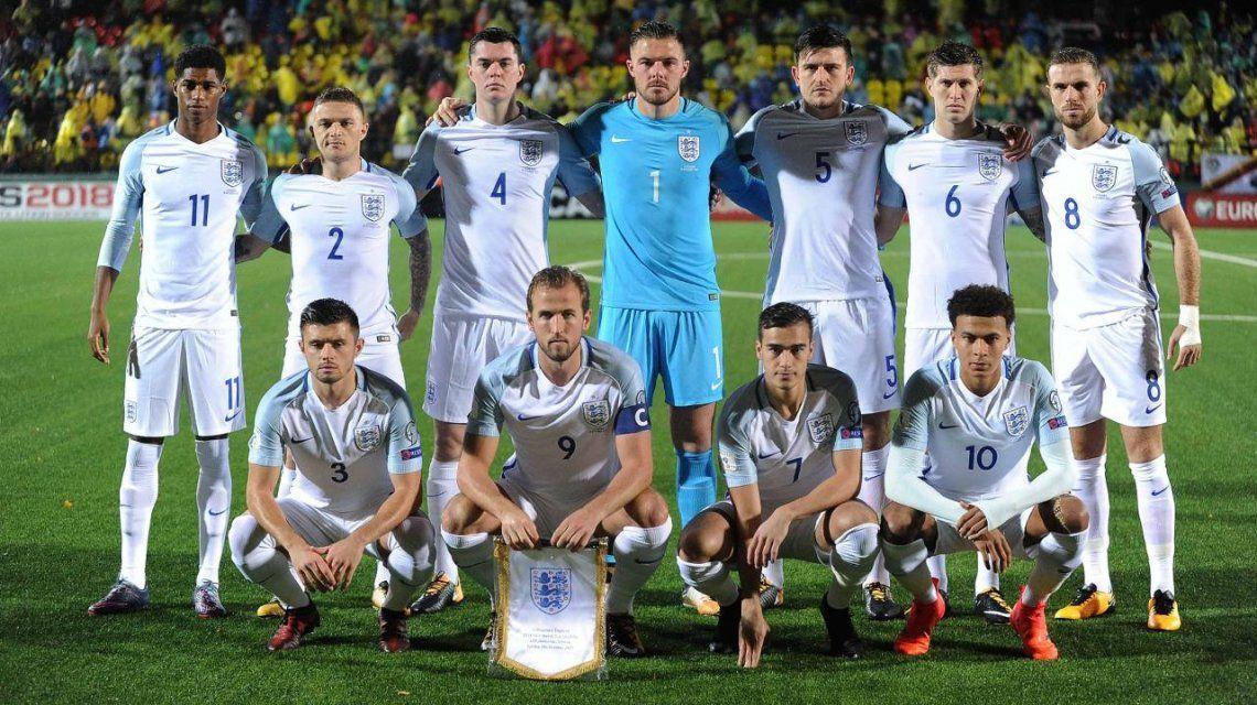 Inglaterra fue campeón en 1966 y es uno de los grandes candidatos en 2018.