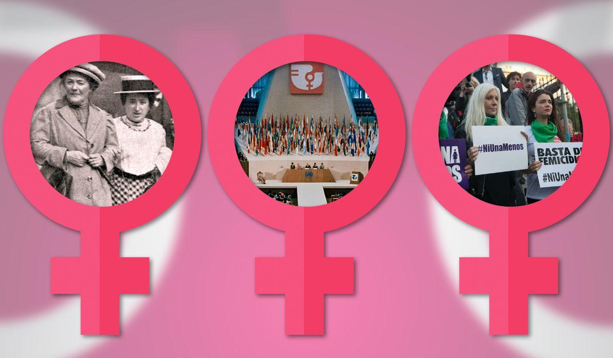 ¿Cómo surgió el Día Internacional de la Mujer?