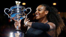Serena Williams, la única mujer en la lista de los deportistas mejores pagados