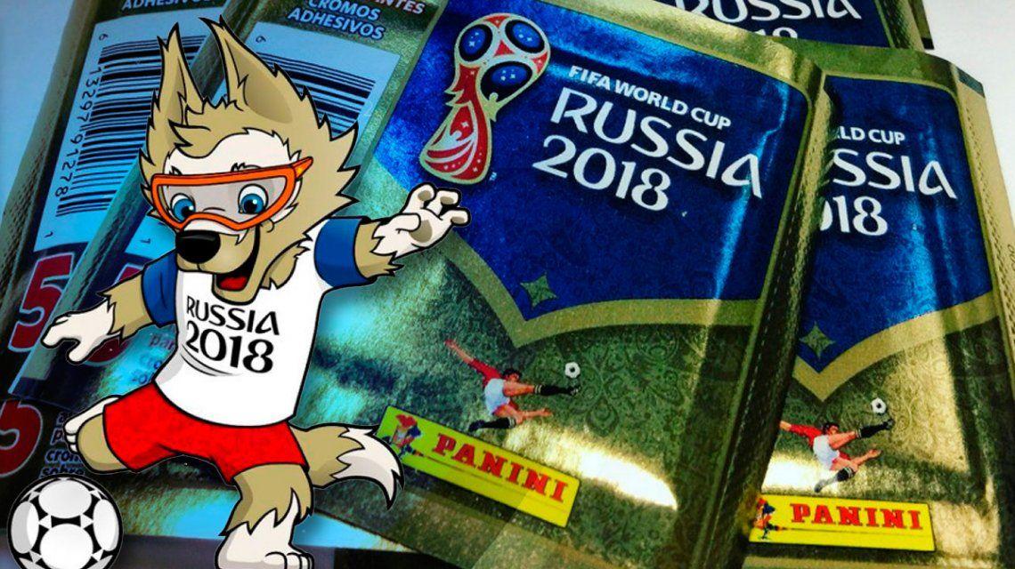 ¿Ya están los convocados?: estos serán los jugadores de la Selección argentina según el álbum de Rusia 2018