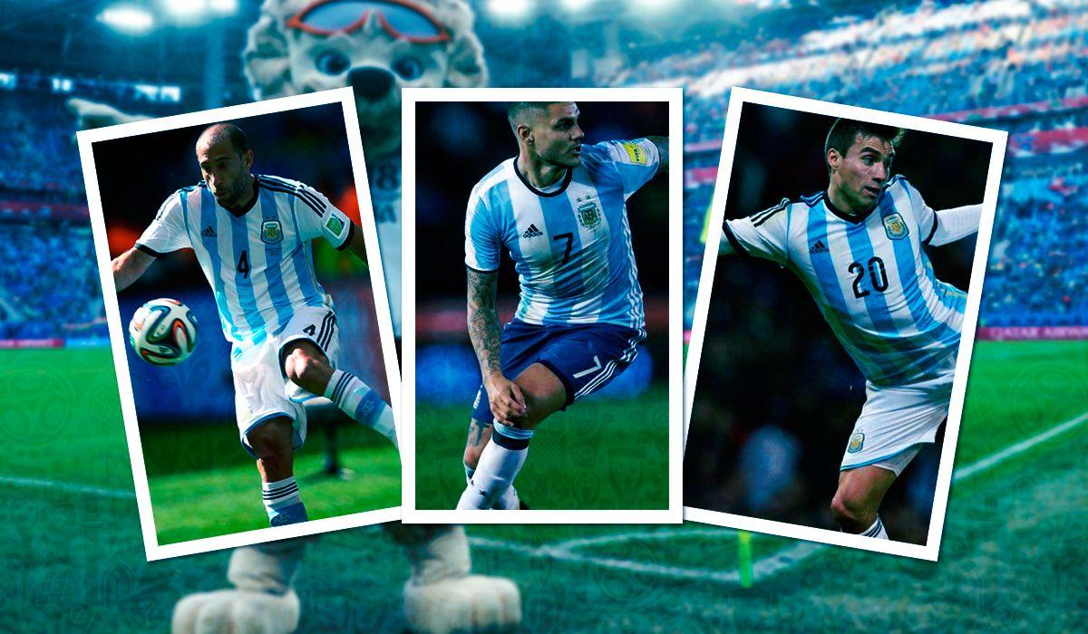 ¿Éstos van al Mundial? Las sorpresas de los jugadores argentinos que irán a Rusia según el álbum de figuritas