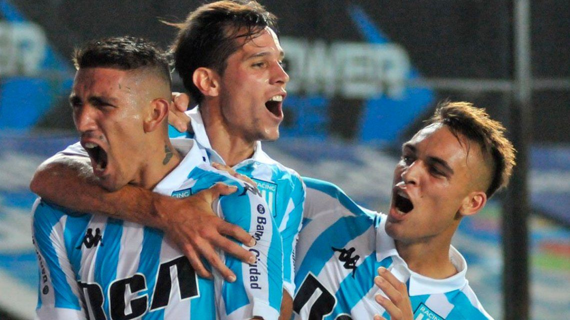 Racing vs Patronato: formaciones, horario y TV