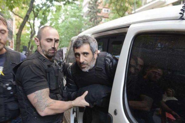 <p>Roberto Baratta fue detenido por la causa de las coímas</p>
