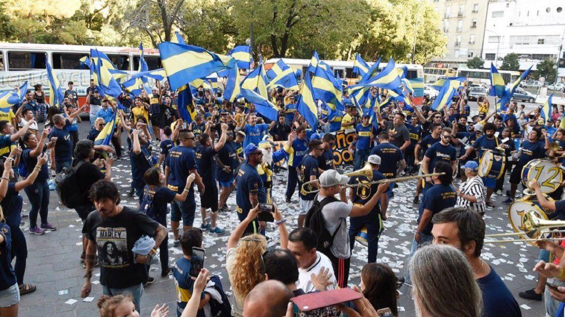 ¡Atentos, hinchas de Boca! ¿Habrá público visitante el miércoles en La Plata?