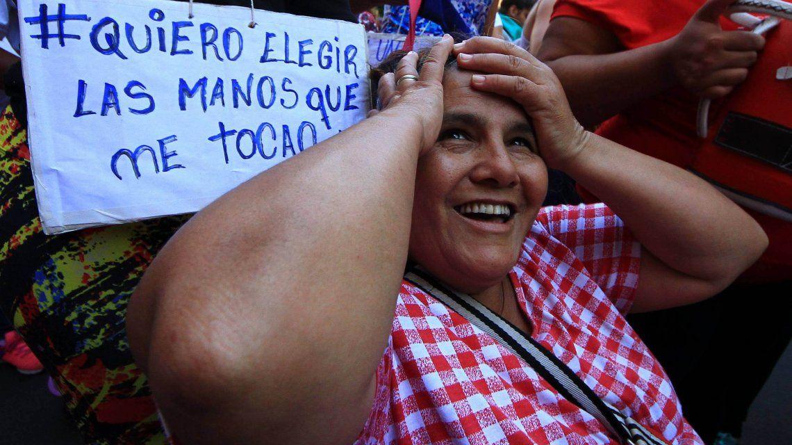 Corrientes también fue escenario de marchas en el Día Internacional de la Mujer