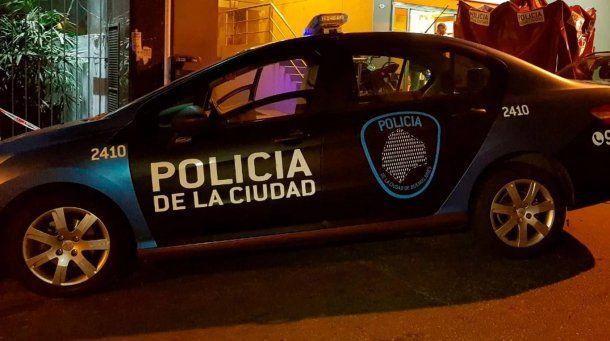 <p>Policía de la Ciudad</p>