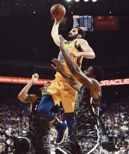 Golden State Warriors venció a San Antonio Spurs<br>