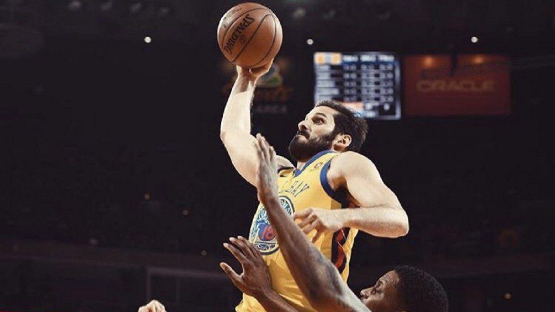 Golden State Warriors venció a San Antonio Spurs