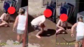 VIDEO: Brutal maltrato a una abuela en un geriátrico