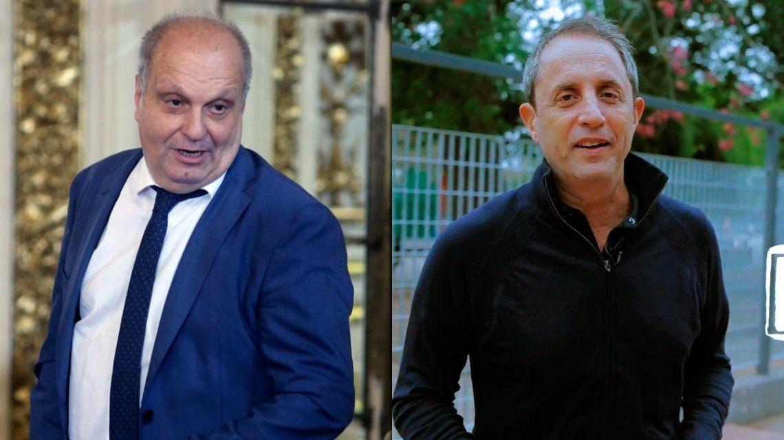 Escraches, sueldos y Cocineros Argentinos: el cruce de Lombardi con un periodista