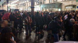 Pánico en Londres: evacuaron la estación de trenes Victoria