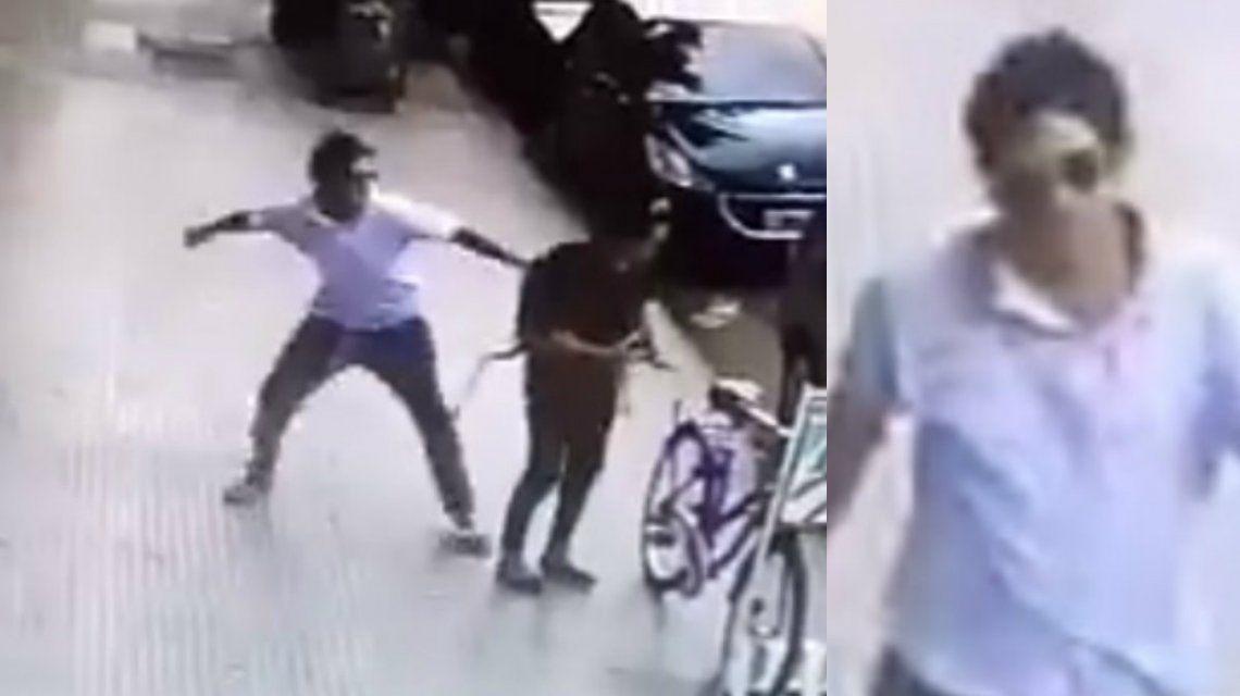 El hombre que golpeó a una mujer en Palermo habría atacado a una turista uruguaya