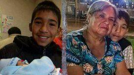 Facundo y su abuela