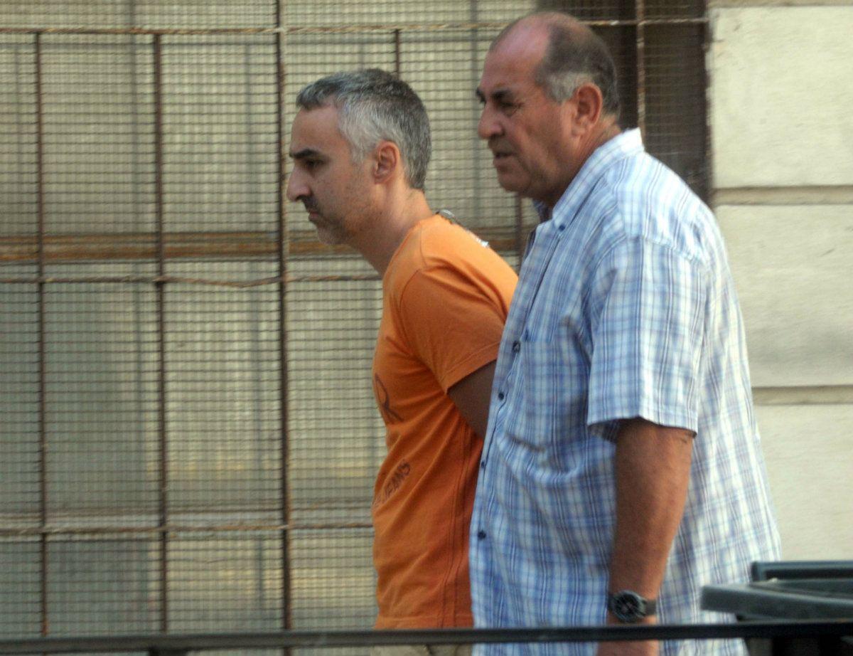 Villanueva y su mujer fueron detenidos el viernes en La Plata