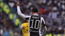 Paulo Dybala en Juventus - Crédito:@ChampionsLeague