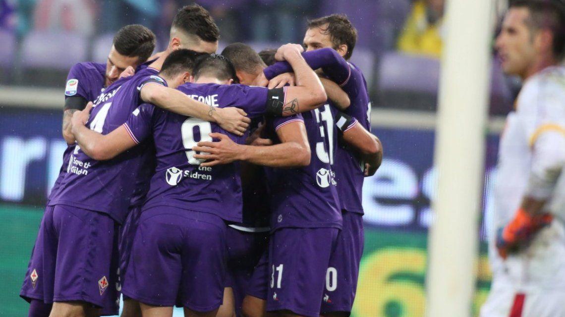 Homenaje de Davide Astori en Fiorentina - Crédito: @acffiorentina