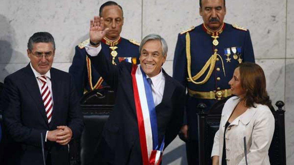Chile: Sebastián Piñera juró como presidente