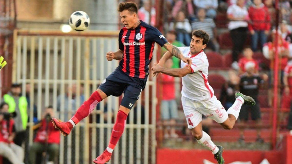 San Lorenzo vs Huracán por la fecha 13 de la Superliga: horario, formaciones y TV