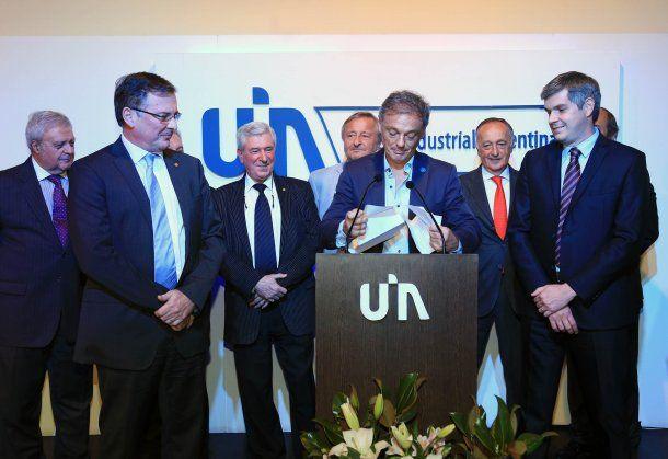 Francisco Cabrera y Marcos Peña recibirán a la UIA<br>