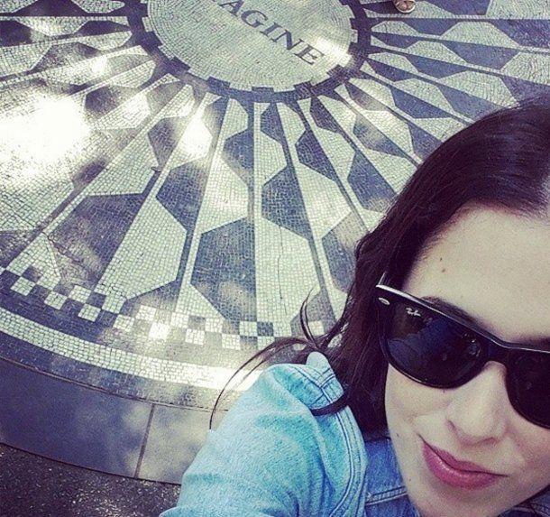 Carla Vallejos murió en el accidente de Nueva York - Fuente: Facebook