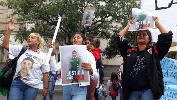 Marcha en reclamo de justicia por Facundo Ferreira - Crédito: La Gaceta / Analía Jaramillo