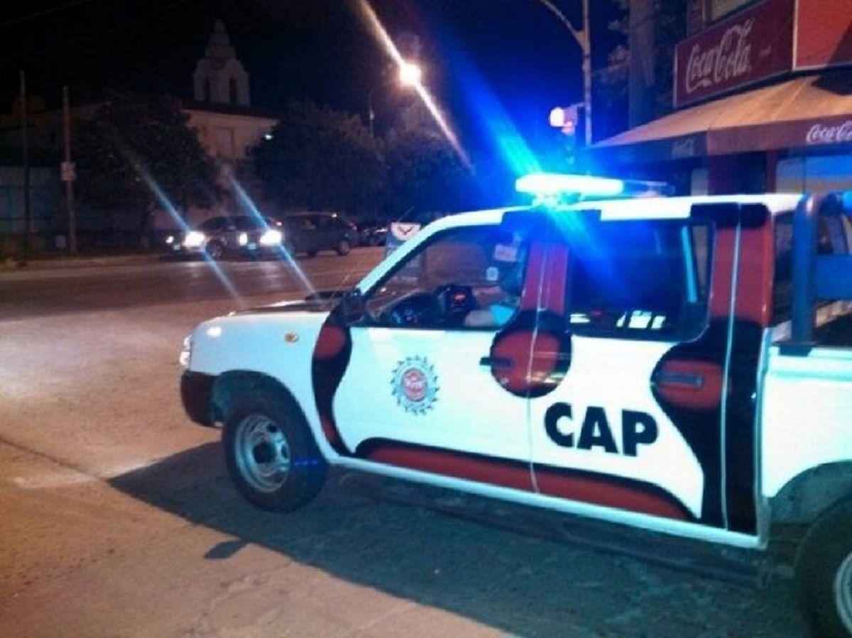 Policía de Córdoba - Crédito:www.miraelnorte.com.ar