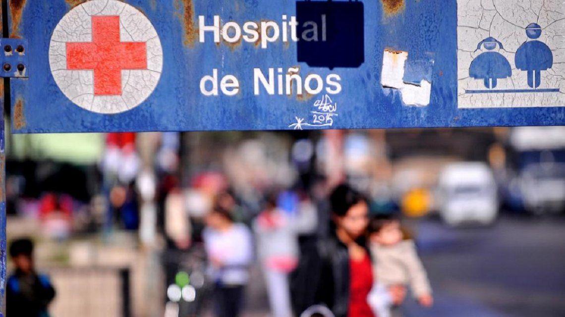 Hospital de Niños de Córdoba.