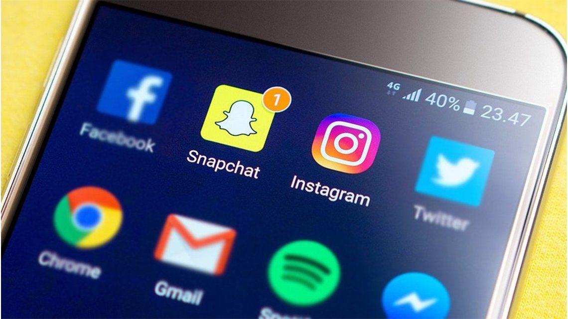 ¿Por qué Instagram  y Snapchat sacaron los GIFs animados de sus publicaciones?