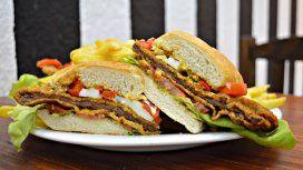 Este domingo 18 de marzo es el Día del Sándwich de Milanesa