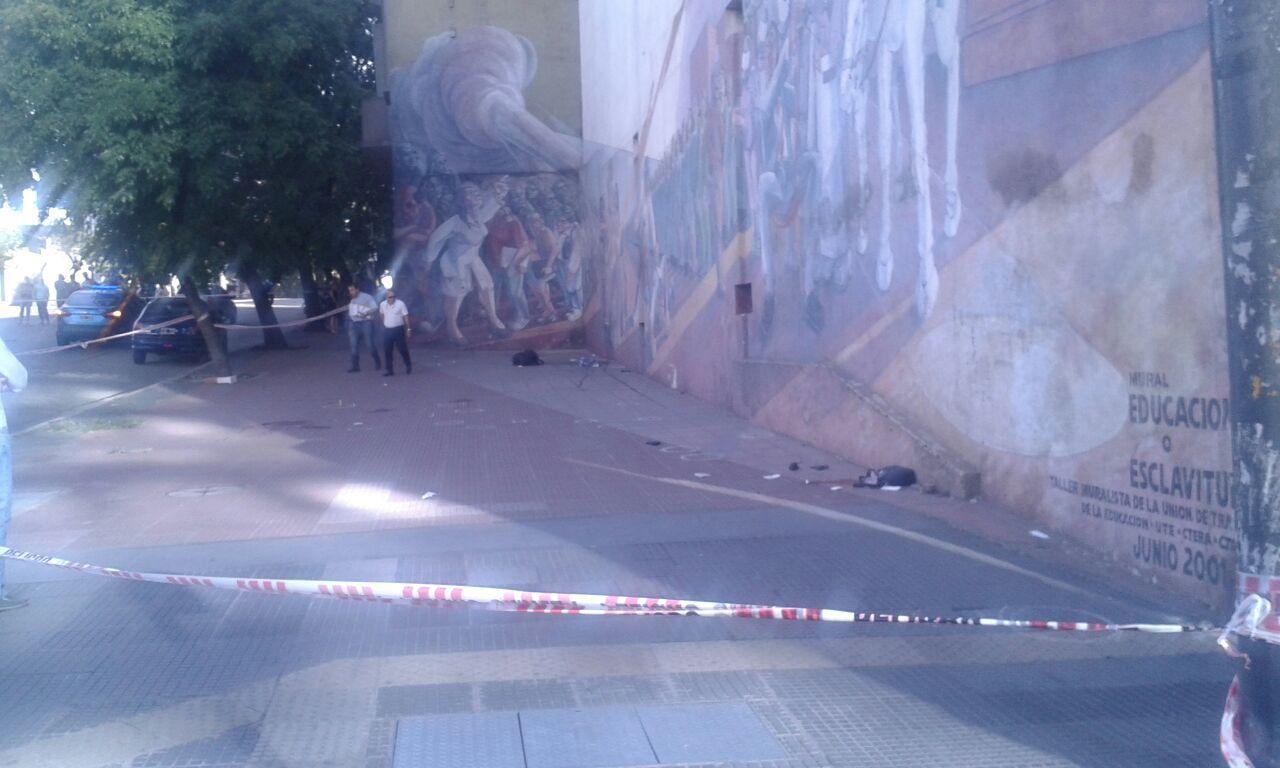 Murió uno de los policías que fue baleado en el feroz tiroteo de San Telmo