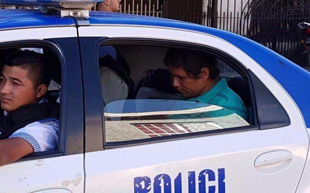 <p>Sospechoso detenido en Florencio Varela.</p>