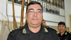 Marcelo Viillanúa, jefe de policía de Santa Fe.