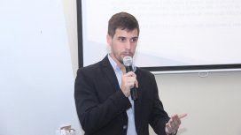 Leonardo Viotti, concejal de Cambiemos en Rafaela, Santa Fe