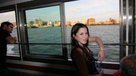 Carla Vallejos Blanco, la joven correntina que murió en el accidente del helicóptero en Nueva York. (Facebook)