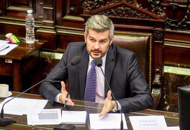 Marcos Peña, Jefe de Gabinete<br>