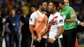 Gol de Pity Martínez para River contra Boca en la Supercopa
