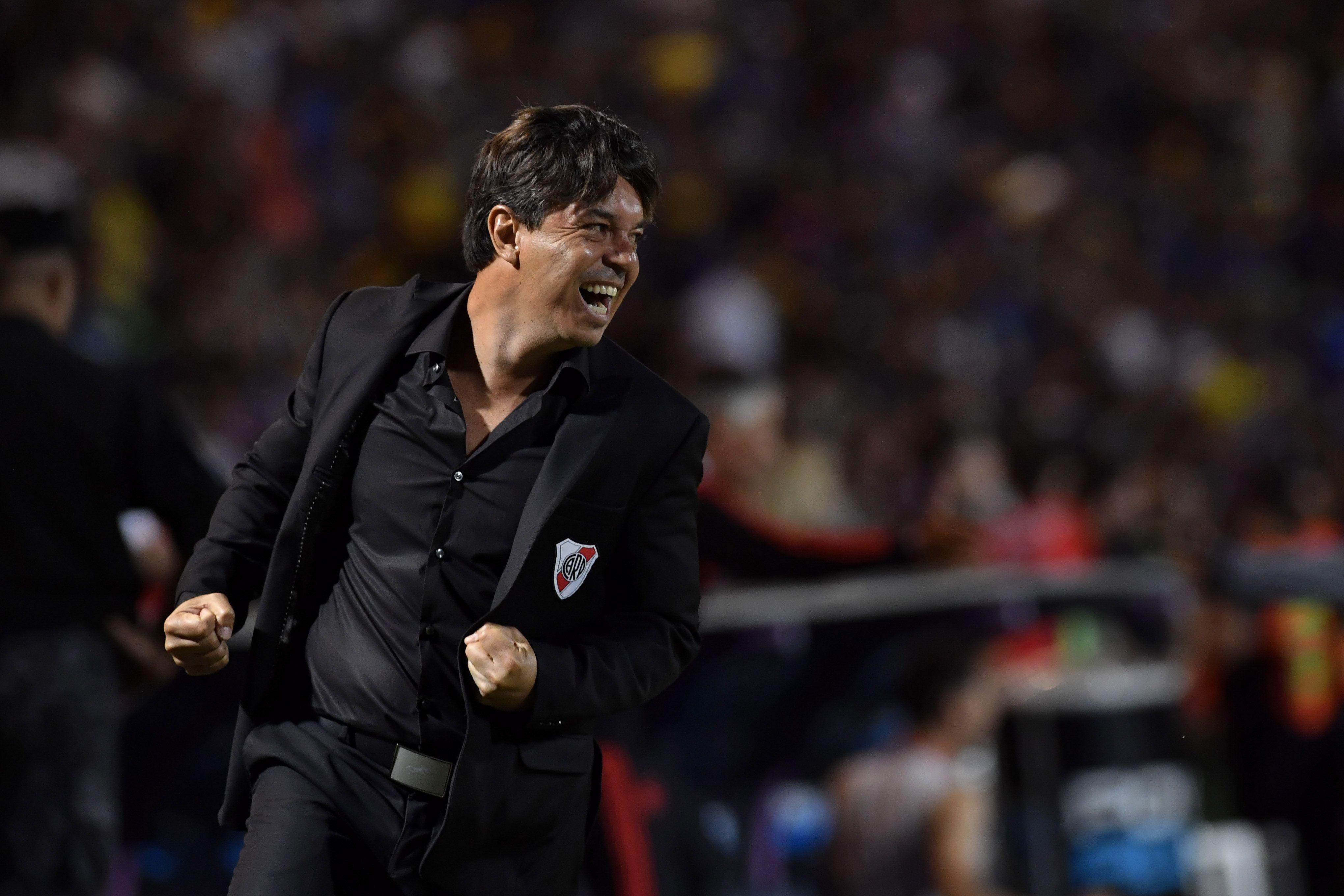El octavo título de Gallardo, experto en ganarle a Boca