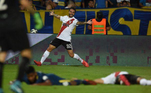 River derrotó a Boca en la Supercopa - Crédito: @CARPoficial<br>