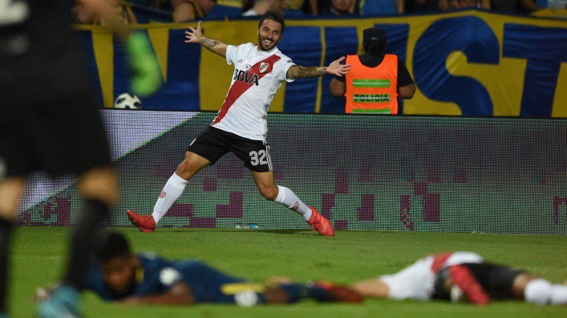 River derrotó a Boca en la Supercopa - Crédito: @CARPoficial