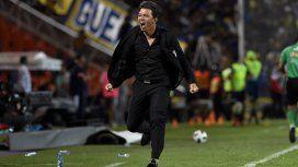 River le ganó a Boca y es el campeón de la Supercopa Argentina: el festejo de Marcelo Gallardo