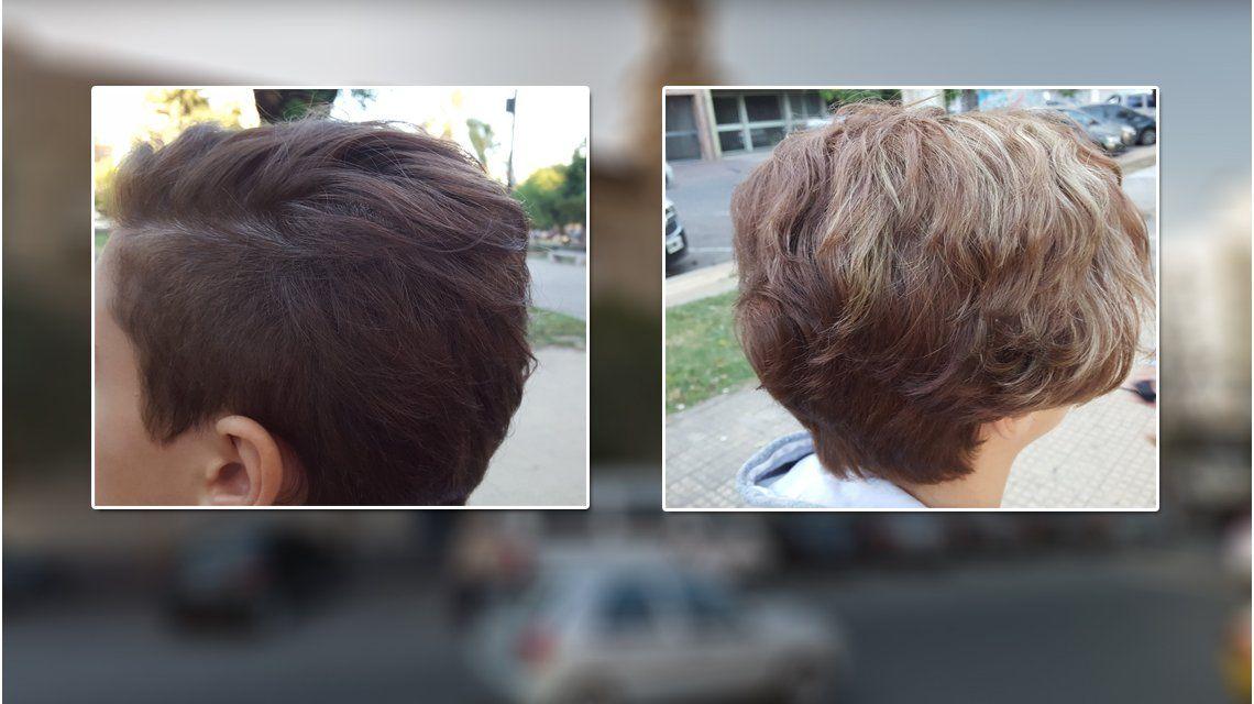 No la dejan entrar a la escuela por su corte de pelo: el insólito reglamento para ir a clases
