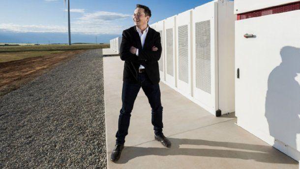 Elon Musk es el cofundador de PayPal, Tesla Motors y SpaceX, entre otras empresas