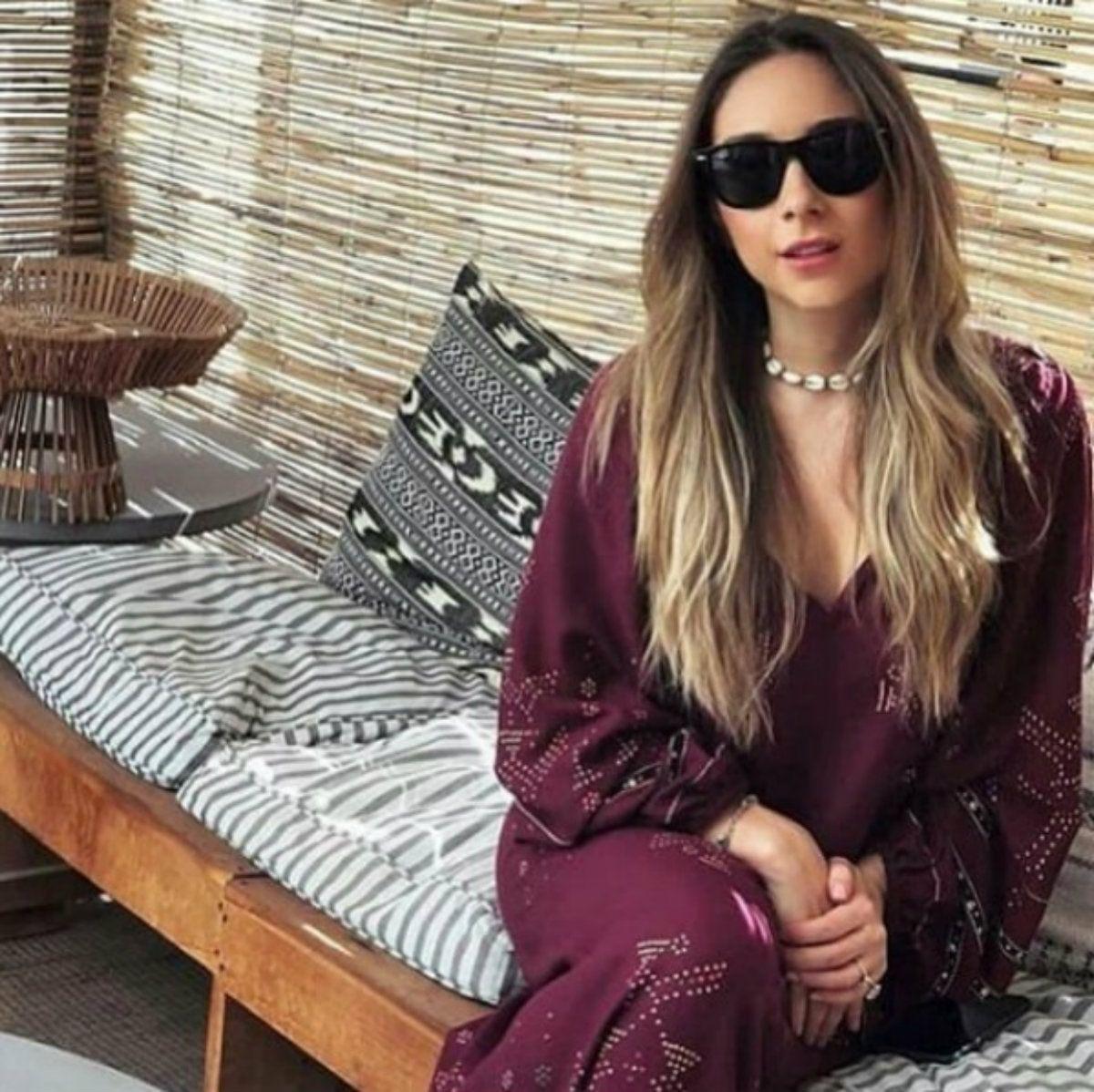 La socialité turca tenía miles de seguidores en Instagram