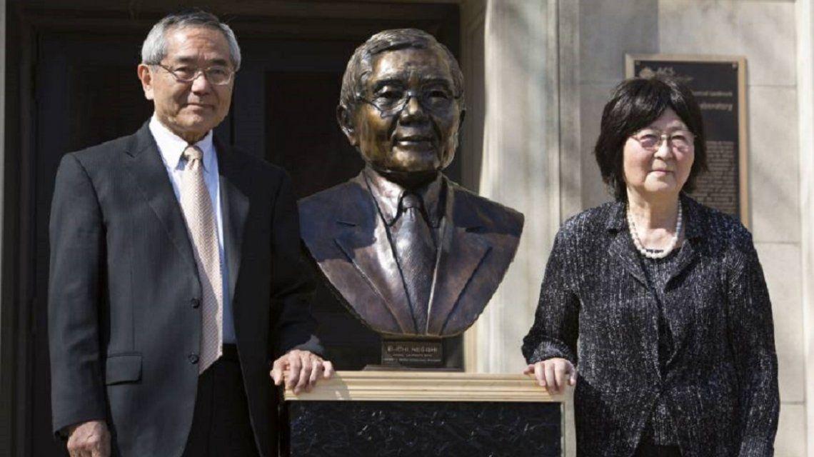 Encuentran a un premio Nobel perdido: su mujer estaba muerta en el auto