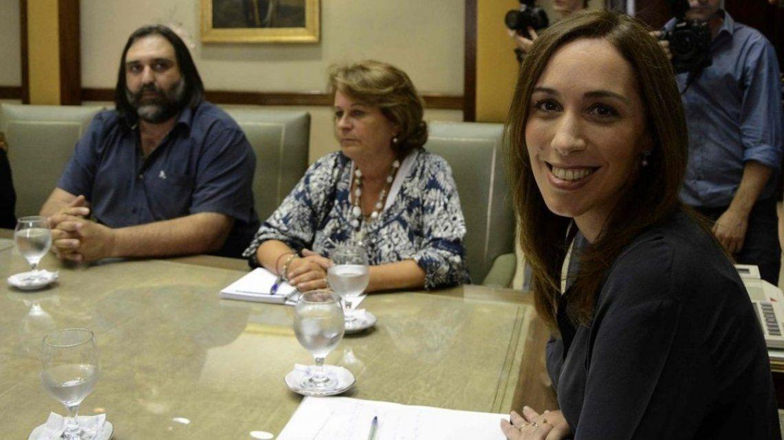 El Ministerio de Trabajo dictó la conciliación obligatoria y el lunes habría clases en Provincia